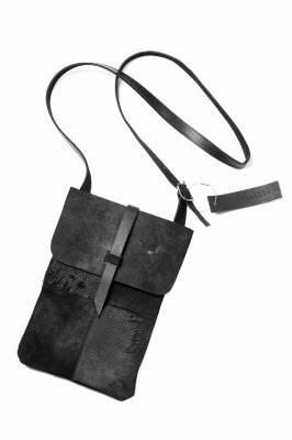 """Portaille """"One Make"""" PATCH BAG-L /ASSORTMENT CORDOVAN"""