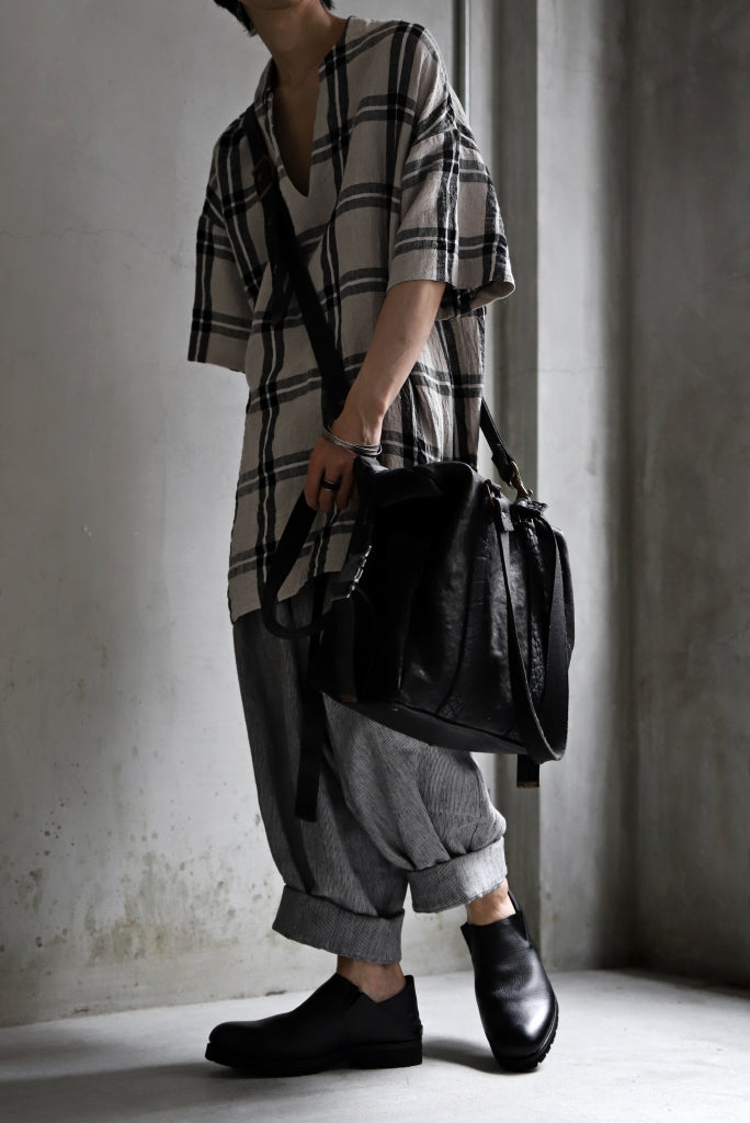 ierib Leather Bag and Recommend Style vol.3 - (SS21).