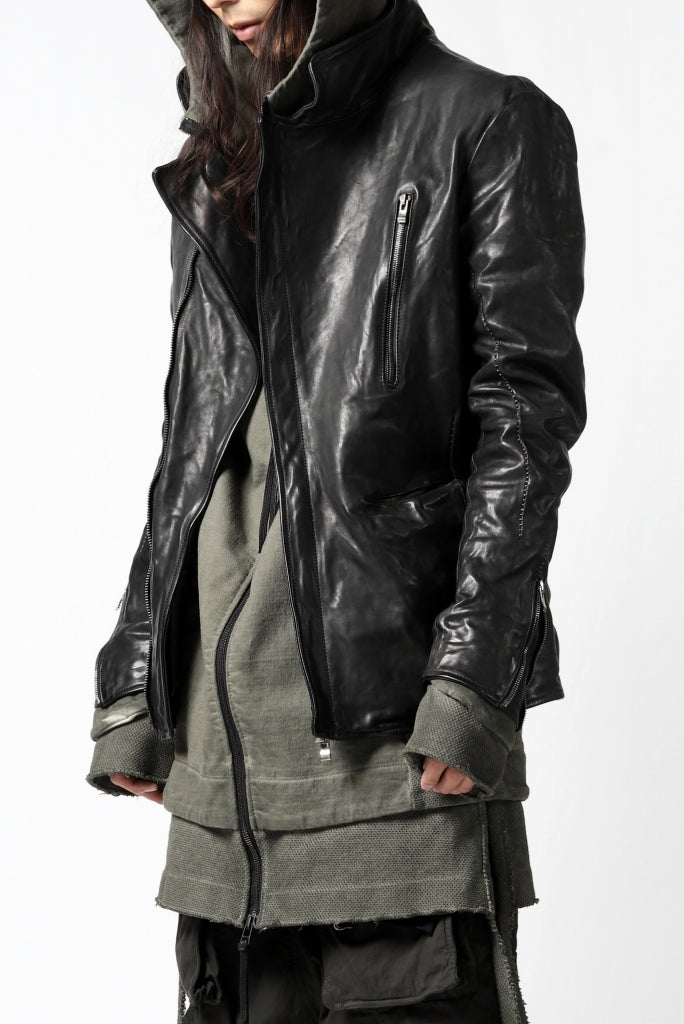 incarnation exclusive MILITARY ZIP JACKET OBJECT DYE