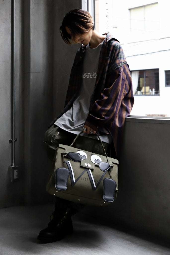 RECOMMEND - READYMADE×DR.WOO - STYLING | mastermind JAPAN,Facetasm.