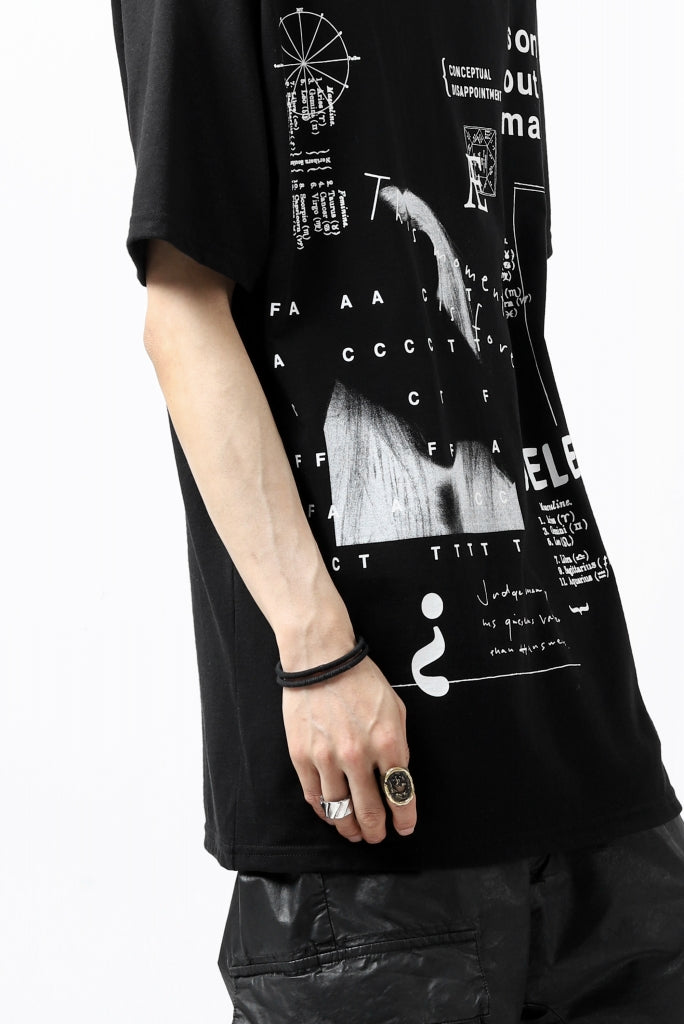 """A.F ARTEFACT """"SWALLOW"""" GRAPHIC TEE"""