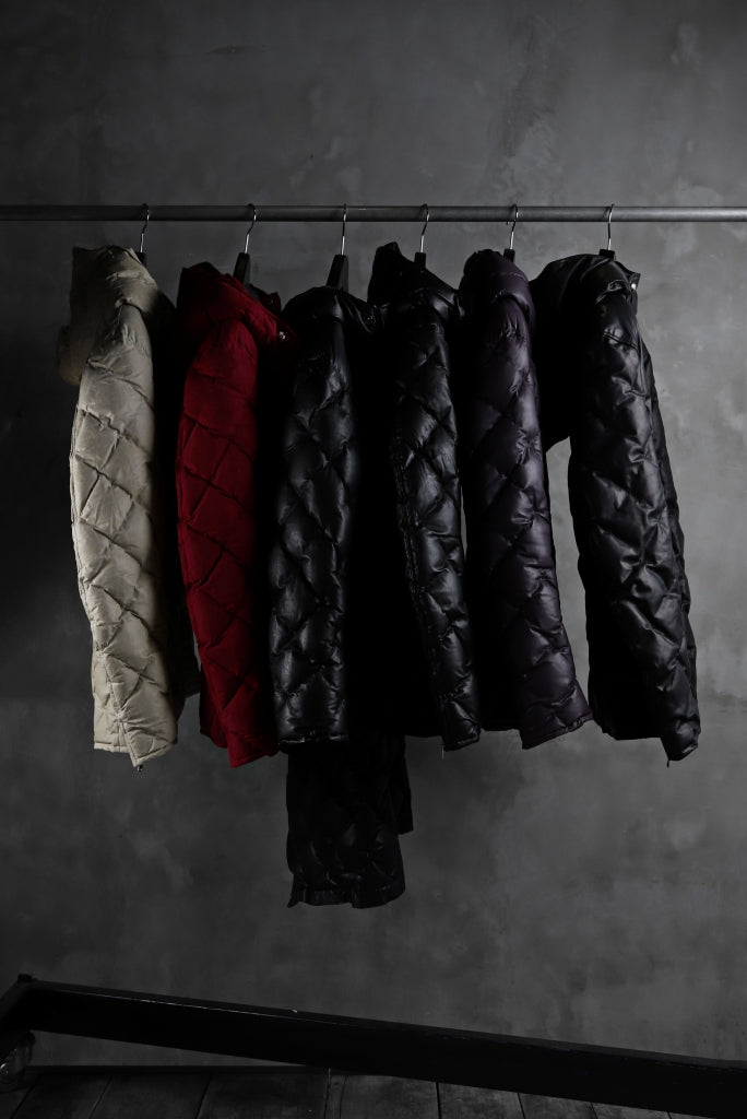 BACKLASH - NEW ARRIVAL DOWN JACKETS.