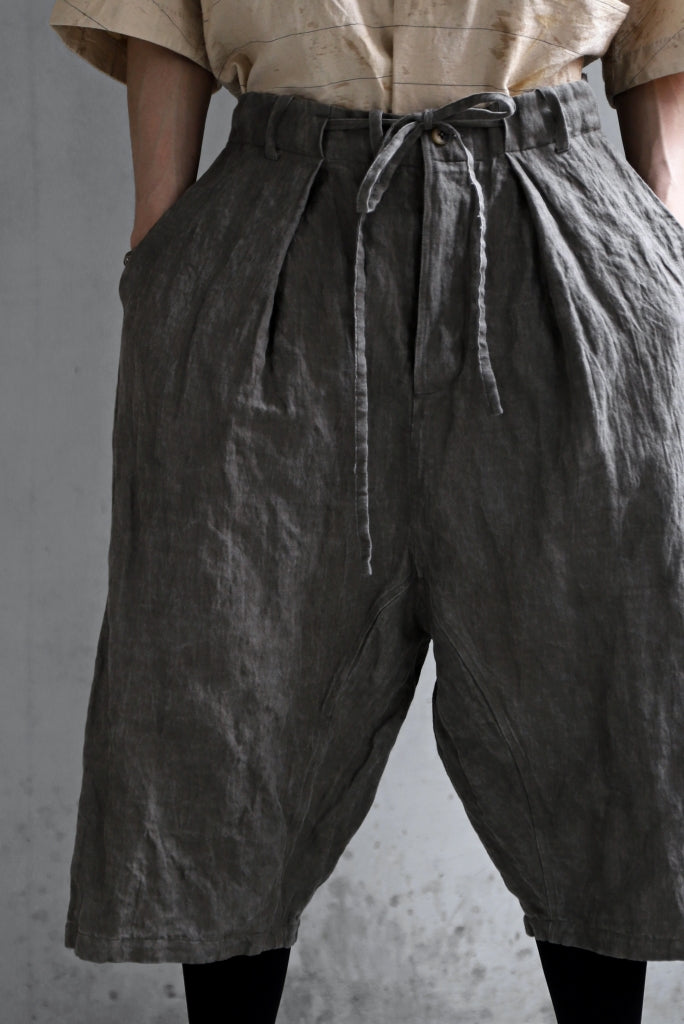 forme d'expression exclusive Tailored Sarouel Pants