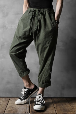 CHANGES VINTAGE REMAKE EASY JOCKEY PANTS / US ARMY SCHLAFCOVER