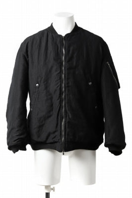 KLASICA FLPC-1 FLIGHT JACKET with BONDED LINING