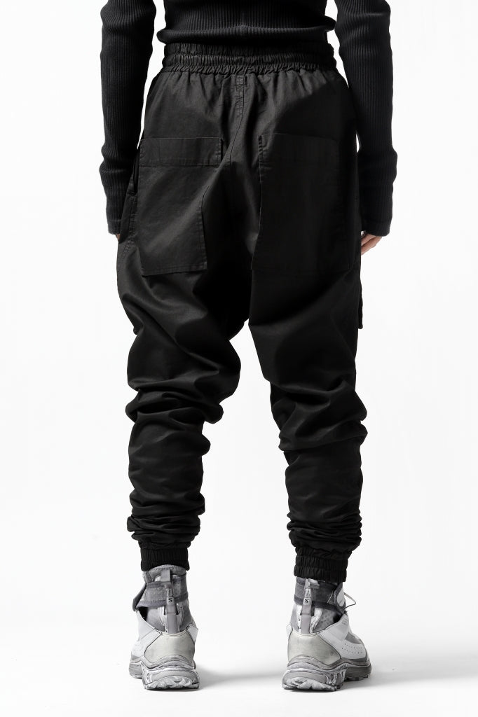 RUNDHOLZ DIP MILITARY LOWCROTCH JOGGERS