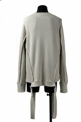 """A.F ARTEFACT """"CRUMPLE"""" DOUBLE LAYER L/S TOPS"""
