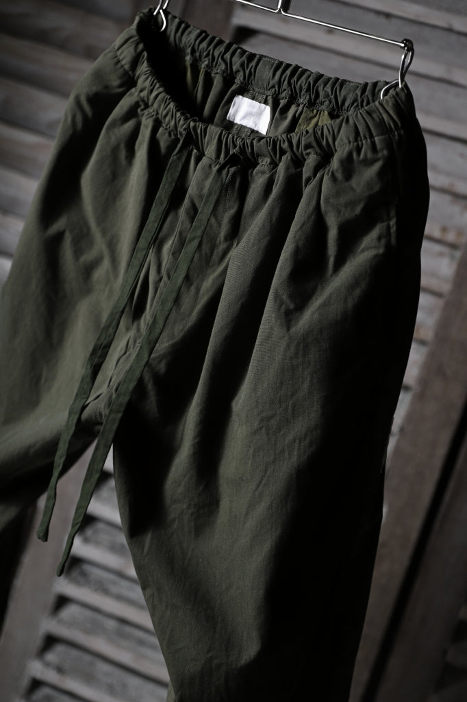 CHANGES VINTAGE REMAKE EASY JOCKEY PANTS / US ARMY SCHLAFCOVER_C