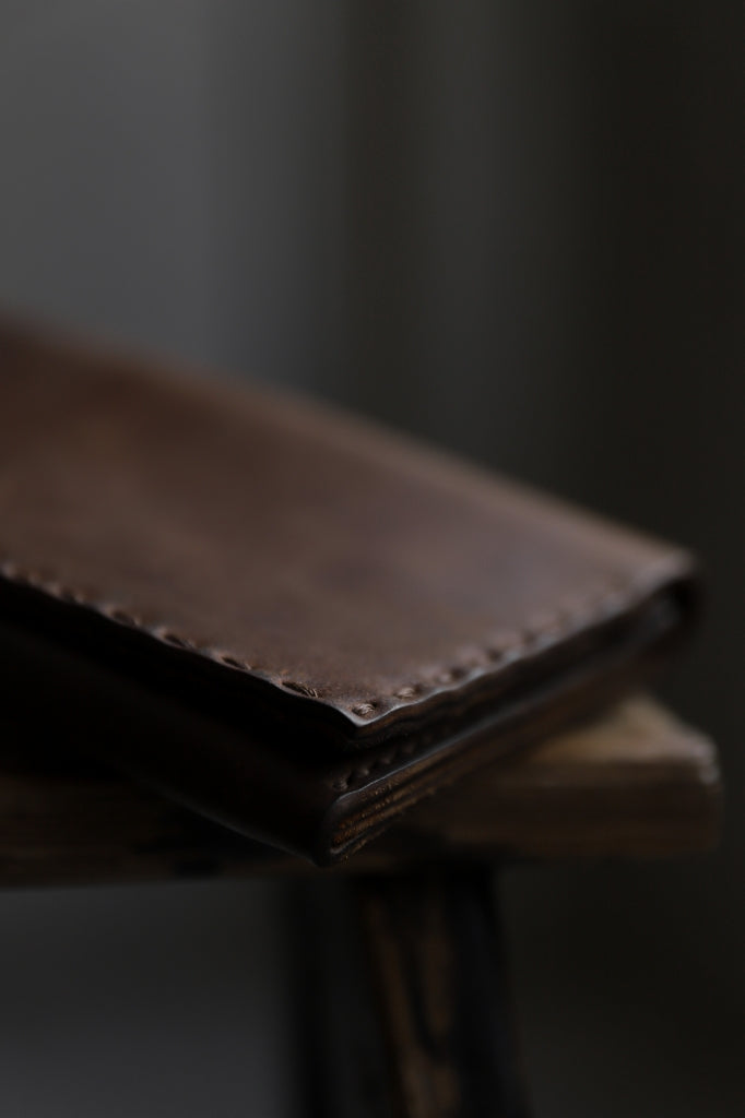 Chörds; L.2. LONG WALLET / HORSE BUTT LEATHER