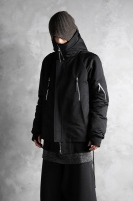"11 by Boris Bidjan Saberi ""PRIMALOFT"" WINTER COAT and JACKET."