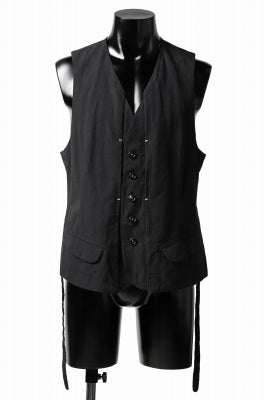 KLASICA REVOLT VEST / TRI MIX HIGH DENSITY PLAIN