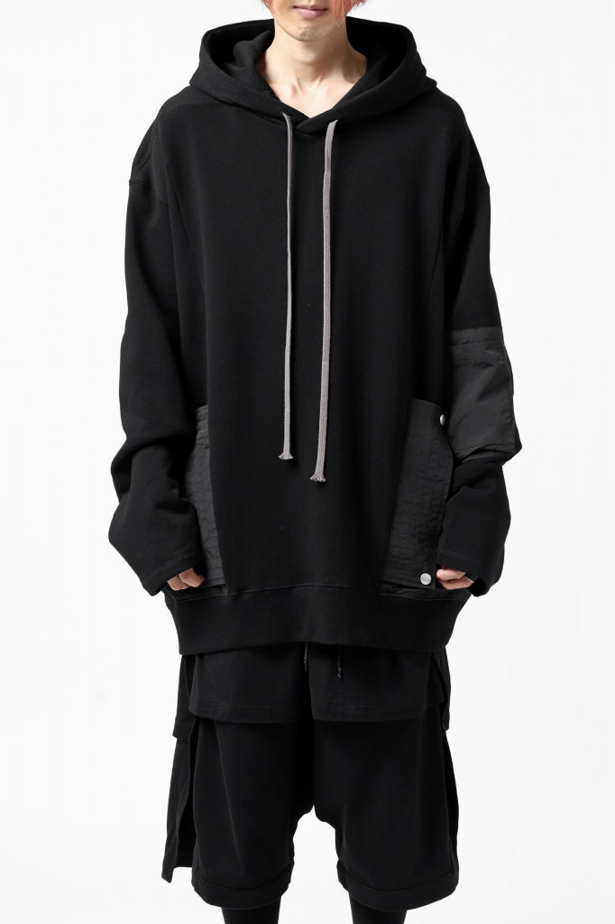 """A.F ARTEFACT """"TACTIC"""" SWEATER COMBINATION HOODIE"""