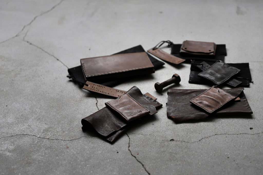 """Chörds; Leather Goods """"Craft by hand""""."""