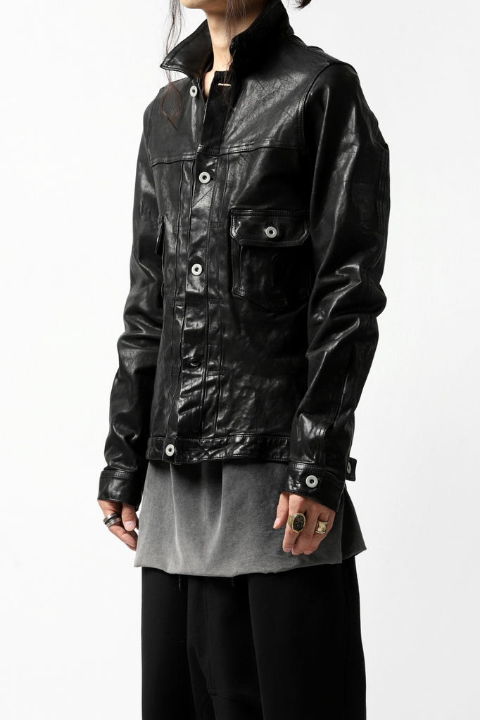 ISAMU KATAYAMA BACKLASH exclusive JEAN JACKET