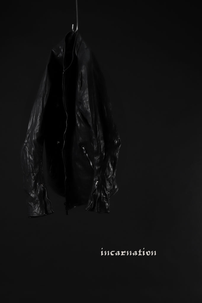 incarnation New Arrival - BLACK EDITION ; LEATHER.