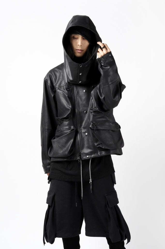 """BACKLASH """"multifunction&real vintage""""  Collection - (SS21)."""