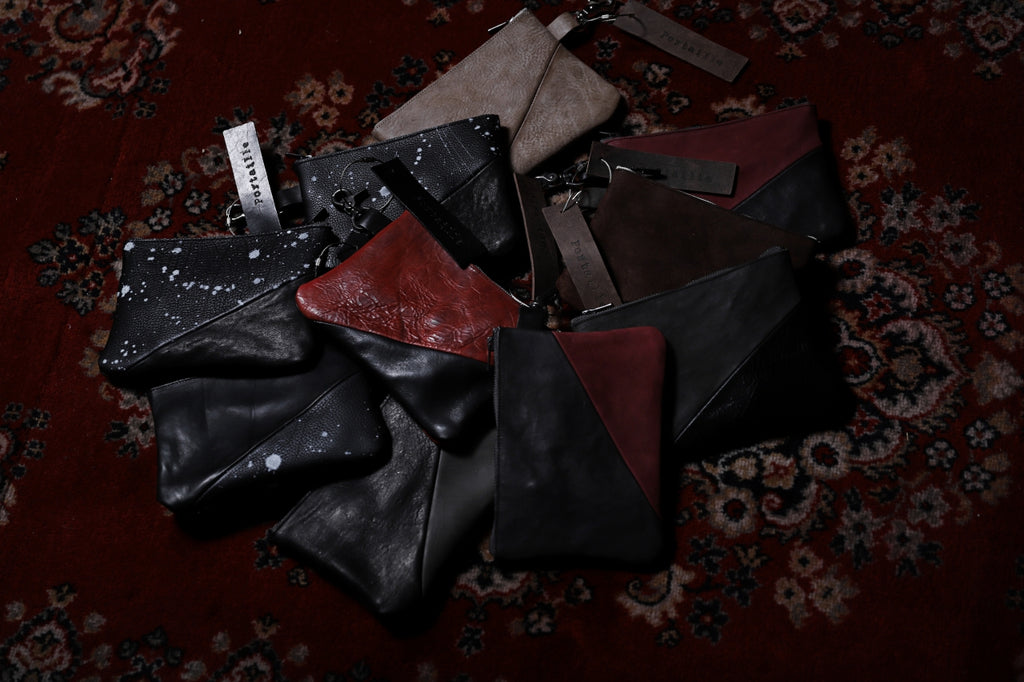 Portaille One Make Leather Pouch