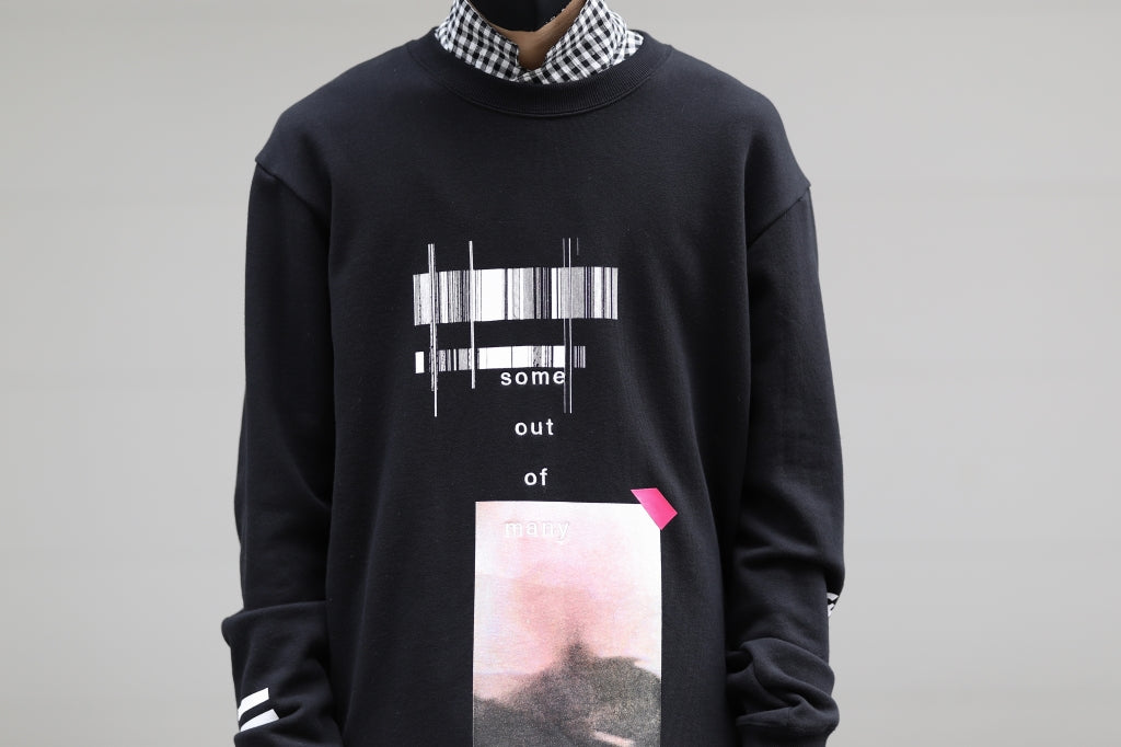"A.F ARTEFACT ""NUMBERS"" SWEATER TOPS"