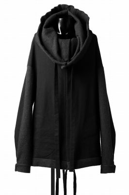 SOSNOVSKA HOODED BG COLLAR COAT MIDDLE