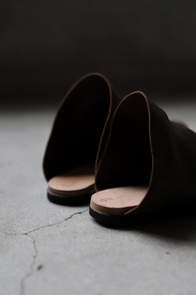ierib slip on shoes / Roughout Coedovan