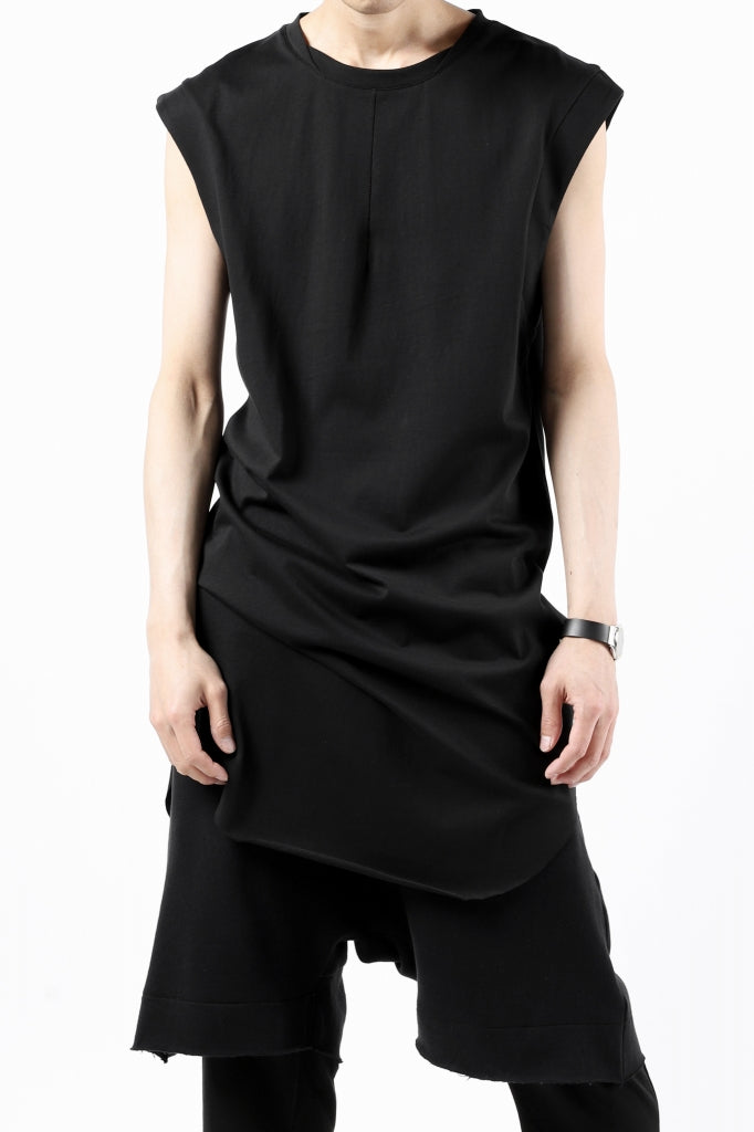 FIRST AID TO THE INJURED NOHR TANK TOP / SINGLE JERSEY