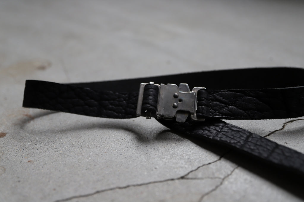 """ierib Leather Goods """"Craft and Industrial"""" - (SS21)."""