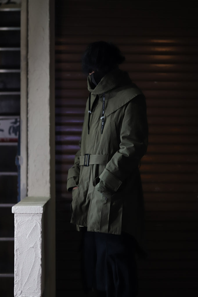 """DEFORMATER.® FLAPPED MODS COAT / EXTRA WARM EDITION"""""""
