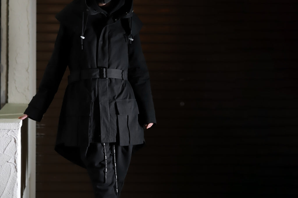 DEFORMATER.® FLAPPED MODS COAT / EXTRA WARM EDITION