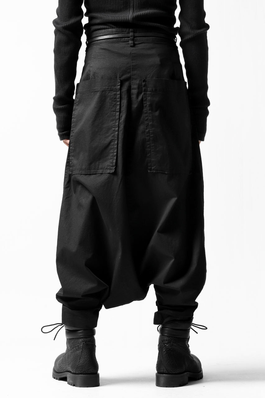 RUNDHOLZ DIP ULTRA LOWCROTCH TROUSERS