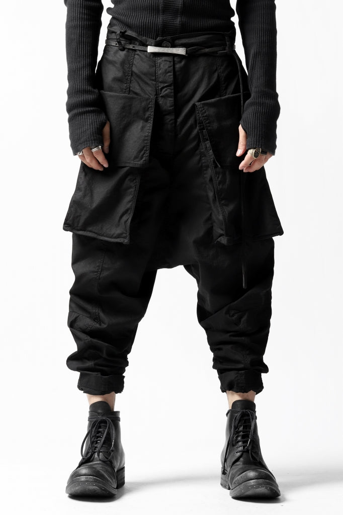 RUNDHOLZ DIP DROPCROTCH TACTICAL TROUSERS