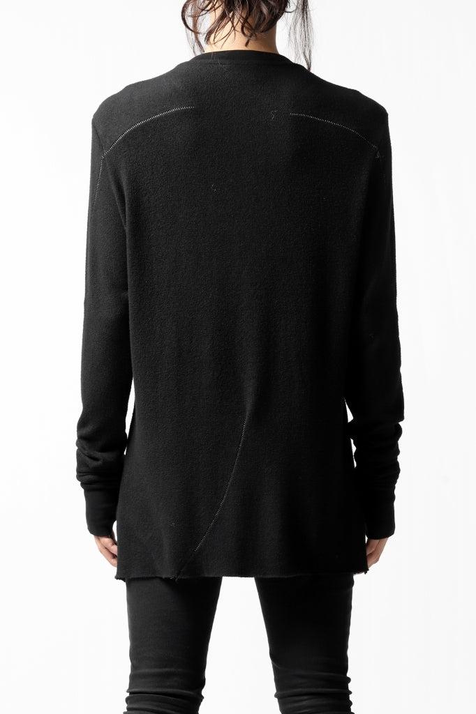 thomkrom HENRY NECK SWEATER TOPS