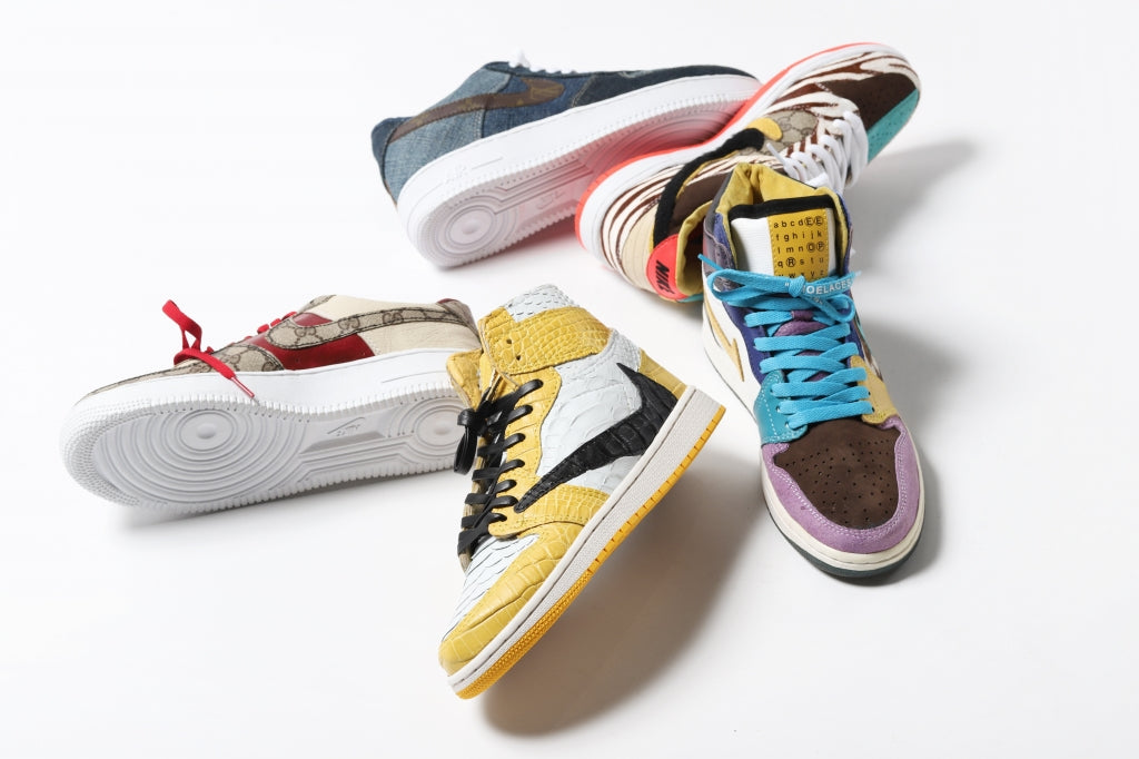 OPERE SHOES カスタムスニーカー 公式通販 LOOM OSAKA ONLINE STORE