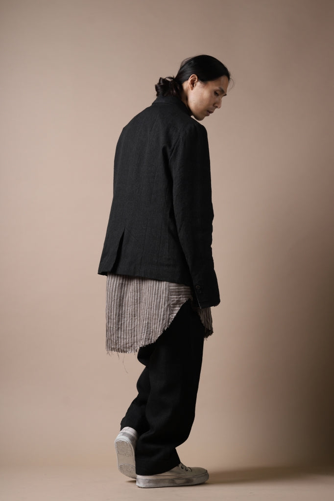 STYLING (AW20) - forme d'expression+masnada / ジャケットスタイルとスニーカー
