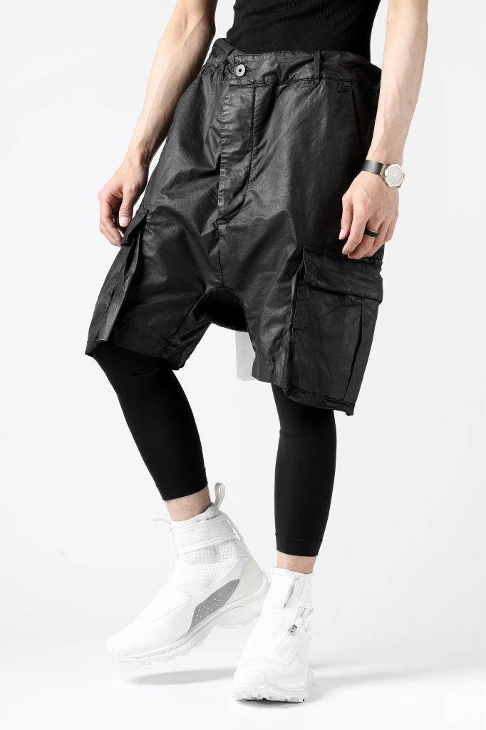 "11 BY BORIS BIDJAN SABERI CARGO POCKET SHORTS ""P20-F1482"""