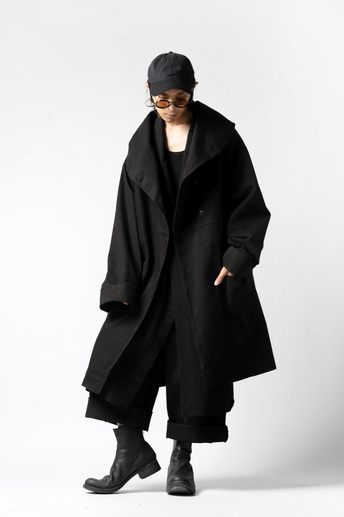 Pxxx OFF by PAL OFFNER OVER SIZE DENIM COAT