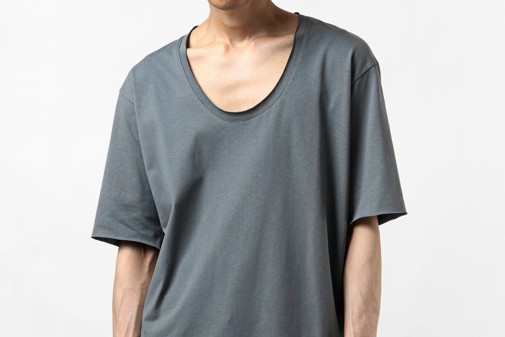 made by hand in KYOTO JAPAN ; ierib Jersey Tee Collection.
