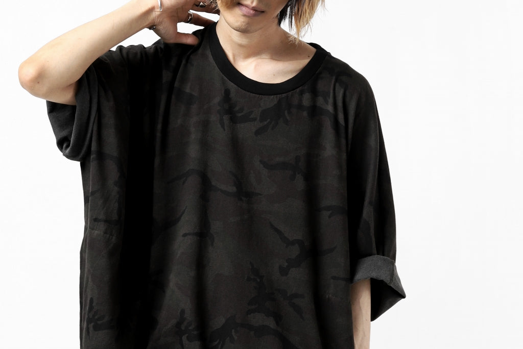 Comfortable #LIFESTYLE03 - A.F ARTEFACT×LOOM exclusive DOLMAN TOPS.