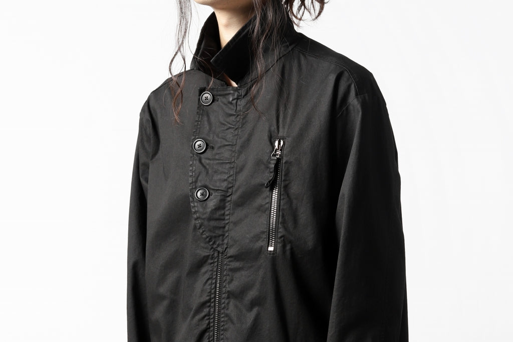 RUNDHOLZ DIP MILITARY COVER-ALL JACKET
