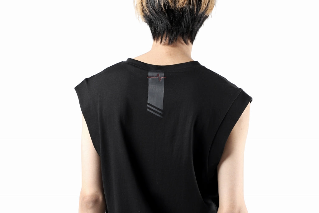 FIRST AID TO THE INJURED NOHR TANK TOP / SINGLE JERSEY (OXE)