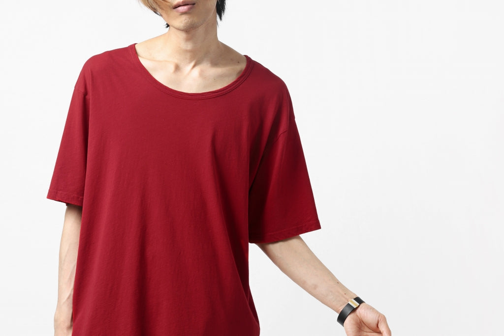 """RUNDHOLZ DIP """"Recommend Tee"""" - (SS21)."""