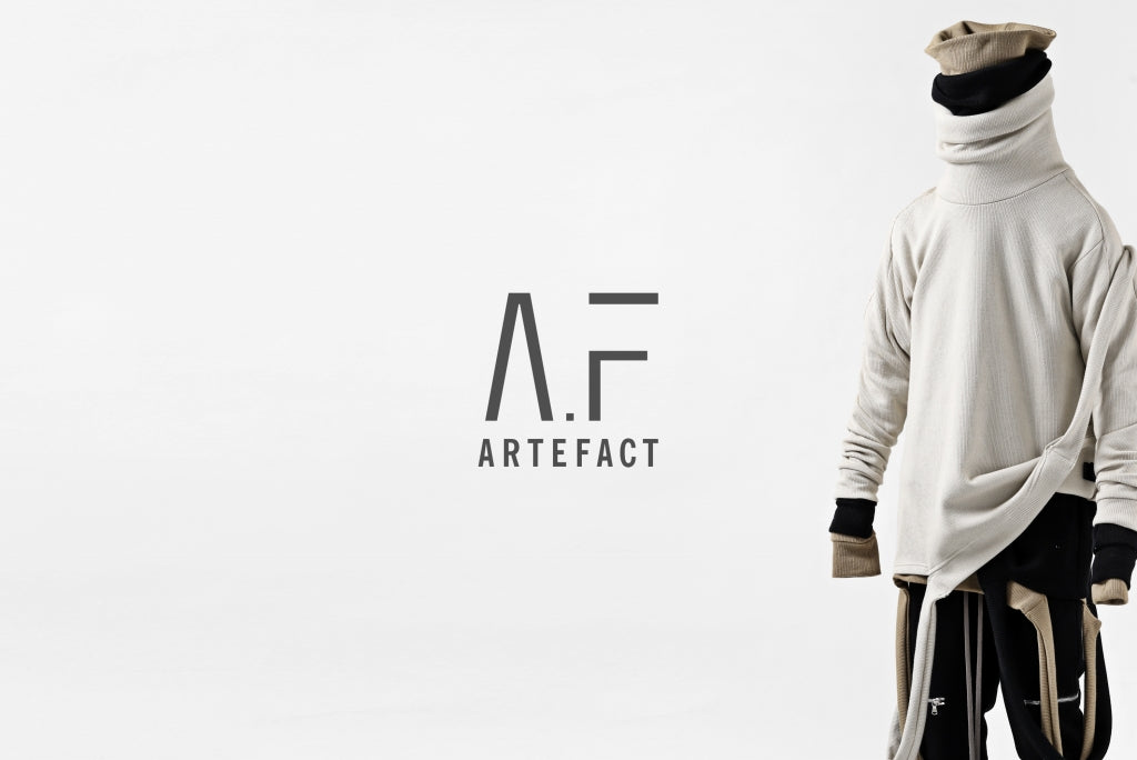 Pick Up Item   A.F ARTEFACT New Arrival - (AW21).