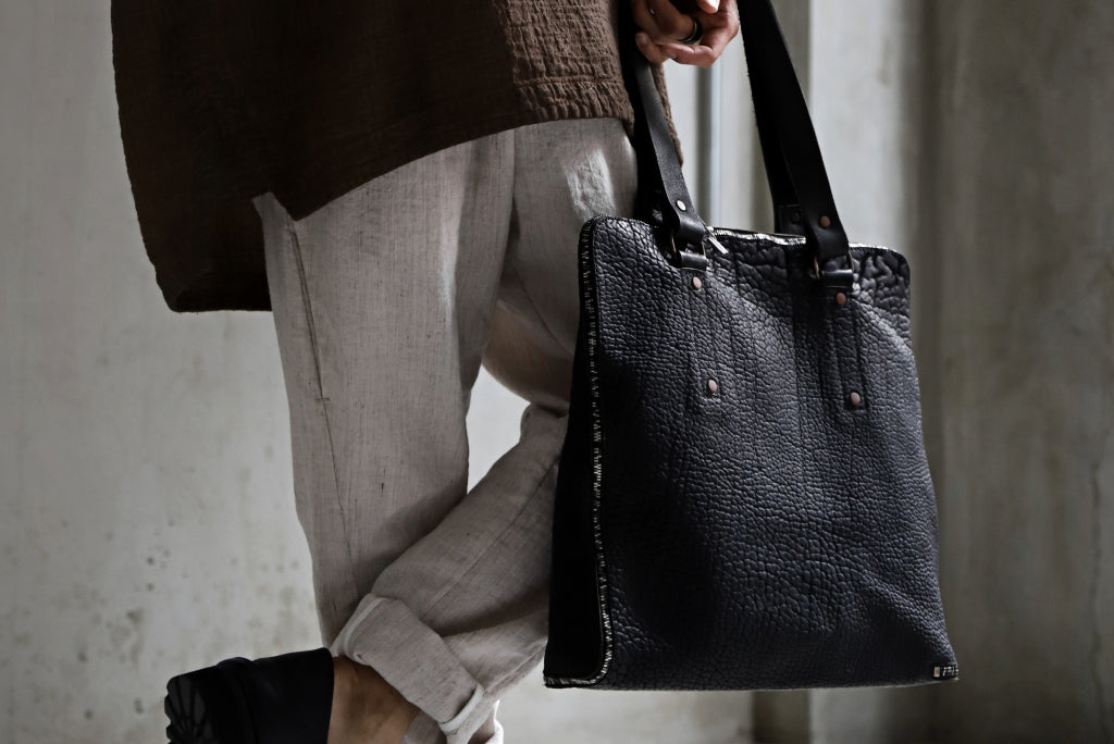 ierib Leather Bag and Recommend Style vol.2 - (SS21).