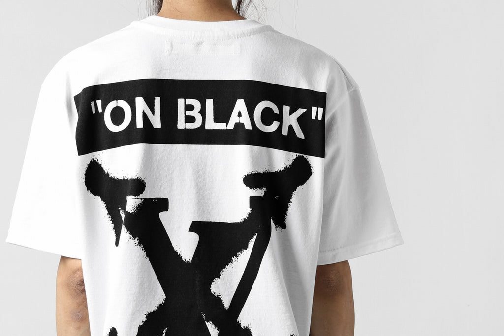 """A.F ARTEFACT x buggy exclusive """"ON BLACK"""" T-SHIRT"""