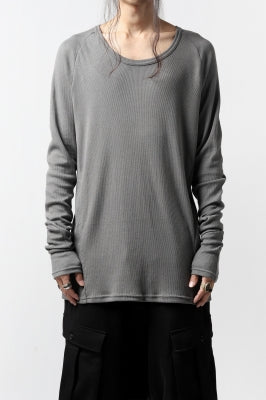 A.F ARTEFACT exclusive RAGLAN PULL OVER TOPS