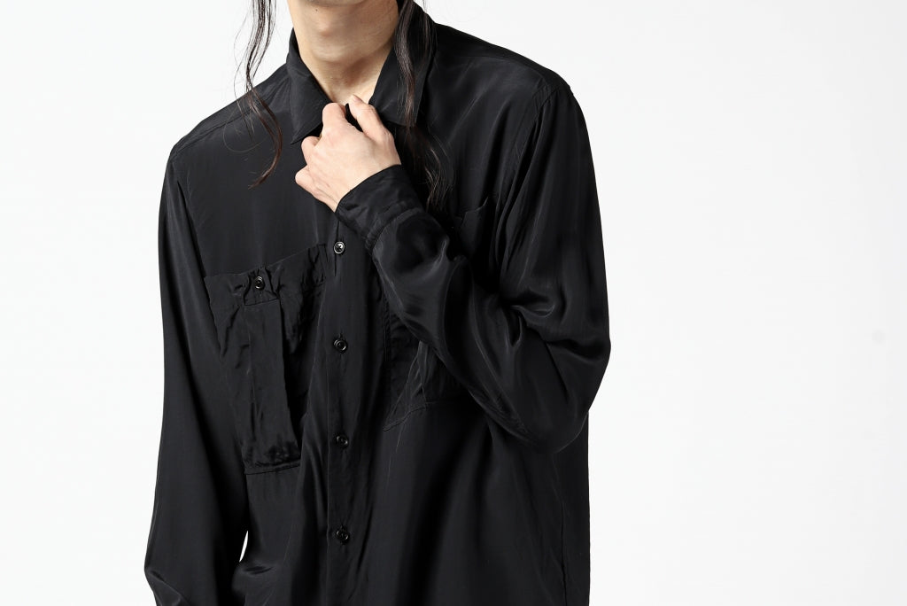 KLASICA exclusive SH-035 POCKET SHIRT / FUJI ETTE