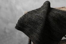 画像をギャラリービューアに読み込む, forme d'expression Laddered Knit Warmer (Mel. Military)
