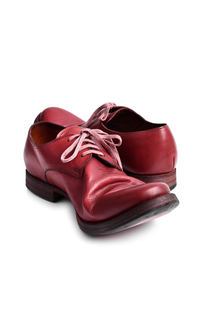 EVARIST BERTRAN  EB1 Derby Shoes (DARK RED)