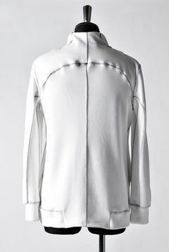 Load image into Gallery viewer, ZERO PANELED TRACK JACKET / MOUTON JERSEY