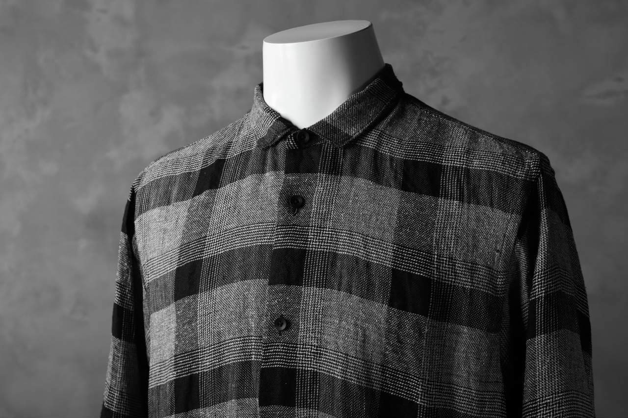 COLINA RELAXIE LONG GARDENER SHIRTS  (RANDOM CHECK)