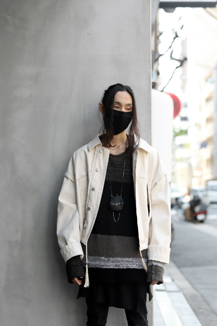 A.F ARTEFACT exclusive COVERED FACE MASK (PLAIN STITCH)